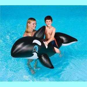 Inflable Orca Pileta Flotador 203x102 Cm Bestway 41009