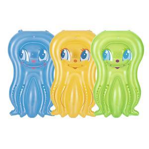 Colchoneta Inflable Pulpo Colores 109x74 Cm Bestway 42044