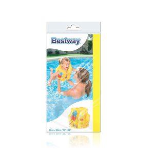Chaleco Inflable Tropical Infantil 43x30 Cm Bestway 32069
