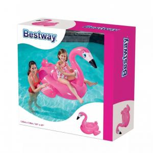 Inflable Flamenco Mediano Para Chicos Pileta Bestway 41103