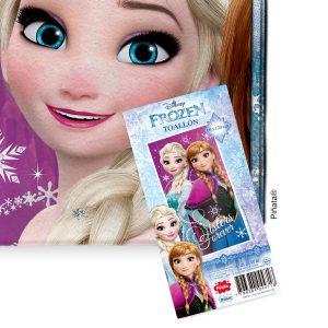 Toallón de microfibra Piñata 60x120 Frozen 4925