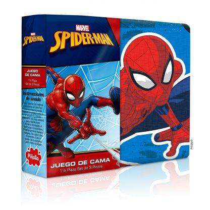 Sábanas Piñata 1 1/2 plaza SpiderMan Hombre Araña