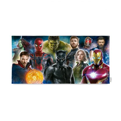 Toallón de microfibra Piñata 60x120 Avengers 4922
