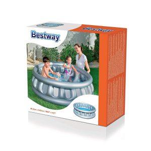 Pileta Inflable Infantil Niños Nave Espacial Bestway 51080
