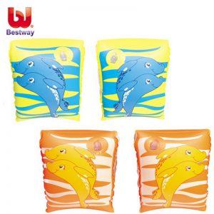 Bracitos Inflables Delfin 23x15 Cm Bestway 32042