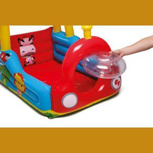 Pelotero Tren C/pelotas Bebe Infantil Fisher Price 93503
