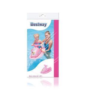 Moto Agua Inflable Infantil Niños 89x46 Cm Bestway 41001