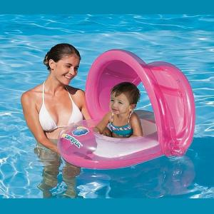 Asiento Inflable Baby Filtro Uv Bebe 80x85cm Bestway 34091