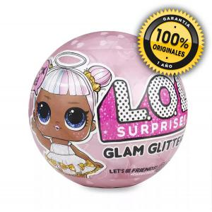 Muneca Lol Surprise Glam Glitter Series Original