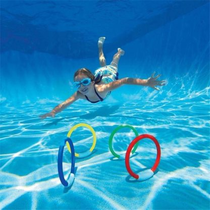 Pez De Buceo Anilllo Snorkel Bestway 26009 Toymania