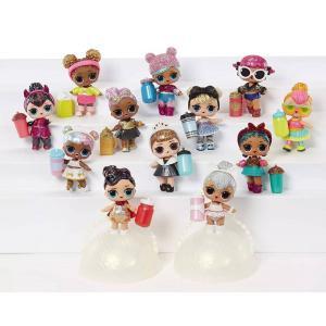 Combo Lol Surprise - 3 Glam Glitter Series Originales