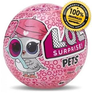 Lol Surprise Pets Serie 4 Eye Spy Original