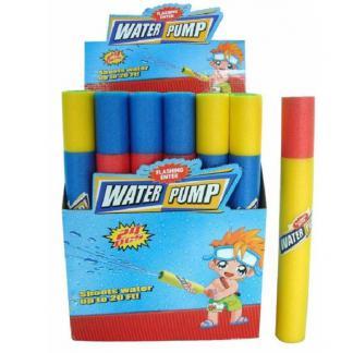 Pistola Lanza Agua 60cm Water Pump Flotador Pileta Carnaval