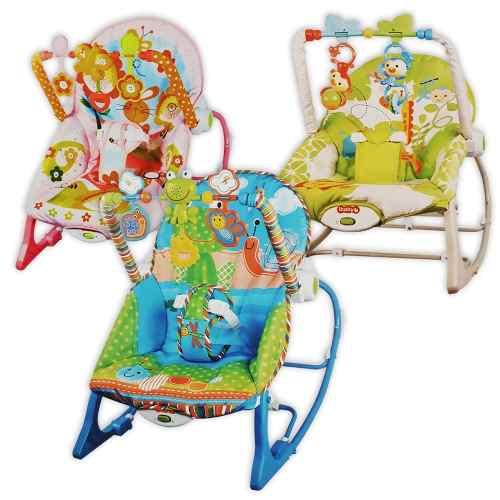52dfbb19089 Silla Mecedora Para Bebé Con Vibración Y Móviles   ToyMania